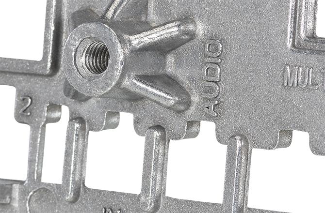 Aluminium Front Panel