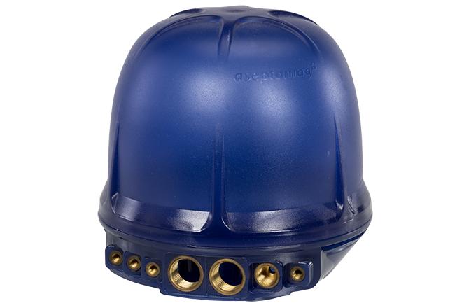 Control unit protection cap