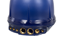 Control unit protection cap